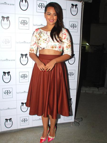 2. Sonakshi Sinha
