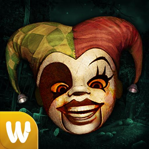 Weird Park: Scary Tales. Hidden object game.