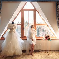 Wedding photographer Olga Lapshina (Lapshina1993). Photo of 19.11.2018
