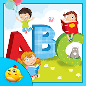 Touch & Learn ABCD & Numbers