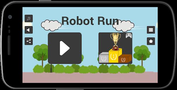 Robot Run: Rajni - náhled