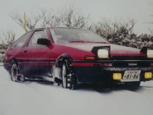 スプリンタートレノ AE86 GT-APEX  1984のカスタム事例画像 るなちゃんねるさんの2018年06月03日14:59の投稿