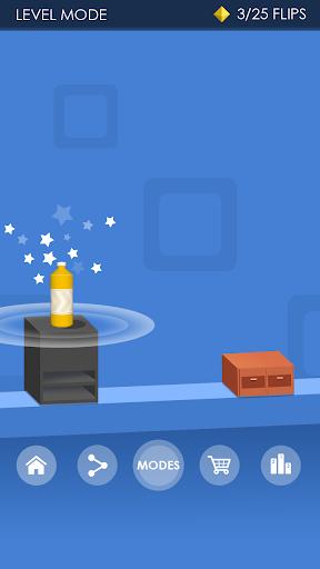 Bottle Flip Challenge 3D screenshot 2