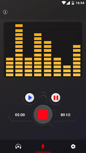 Voice Recorder 34 screenshots 8