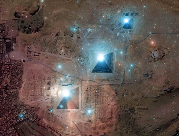 mysteries pyramids 7