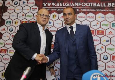 Bart Verhaeghe explique pourquoi l'Union Belge a prolongé Martinez avant la Coupe du Monde