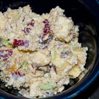 Waldorf Quinoa Salad.