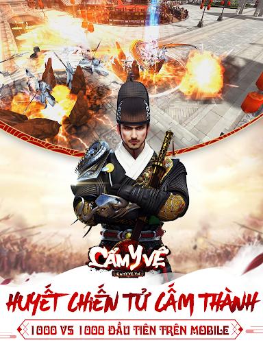 Cẩm Y Vệ Mobile  captures d'écran 4