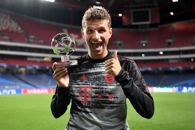 """Thomas Muller enfonce le Barça  : """"Notre supériorité était plus grande qu'au Brésil"""""""