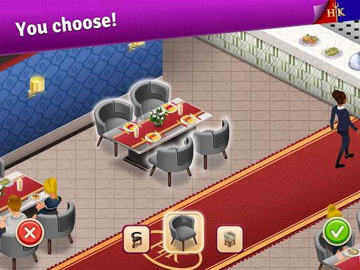 Hell's Kitchen: Match & Design  screenshots 8