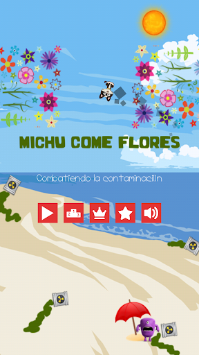 Michu Come Flores