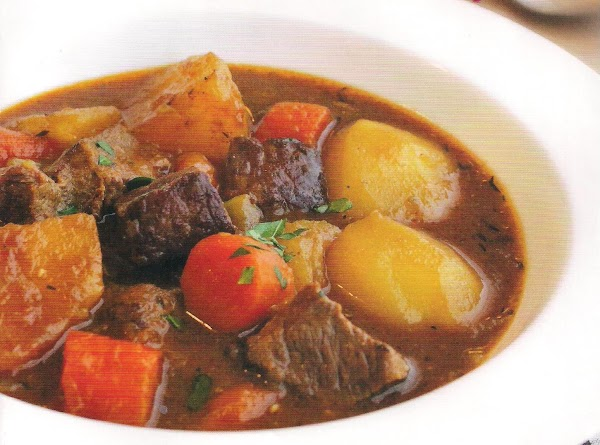 Hearty Beef Stew Recipe