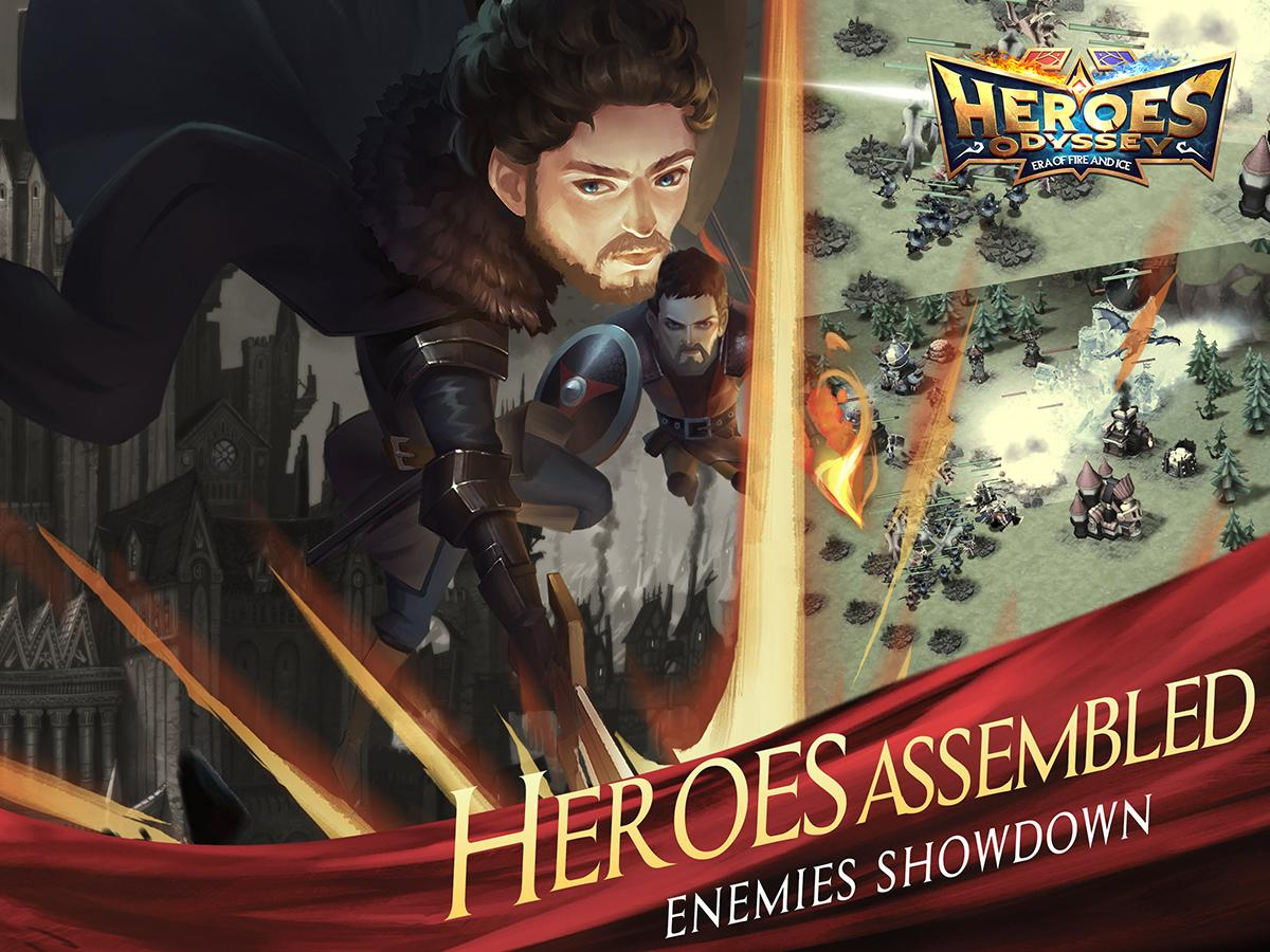 Heroes Odyssey - Era of Fire and Ice- screenshot