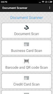 Credit Card Scanner 1