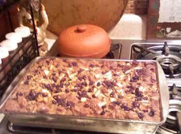 Suzy's Bread Pudding