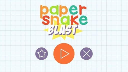 Paper Snake Blast