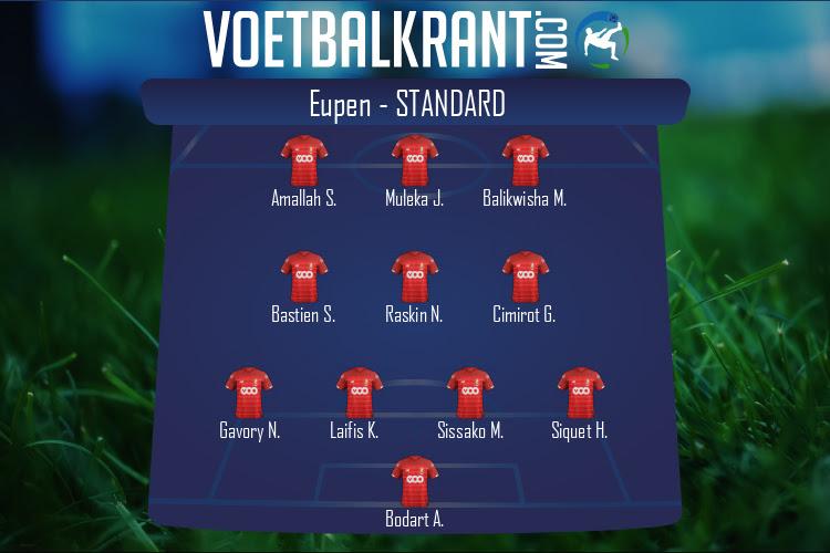 Standard (Eupen - Standard)