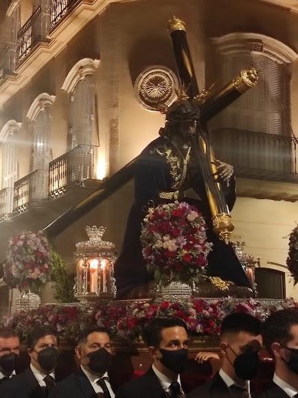 Salud y Pasión para la primera procesión desde la pandemia.