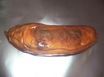Sweet Potatoes Baked To Freeze