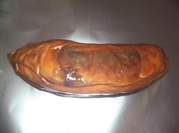 Sweet Potatoes Baked To Freeze Recipe