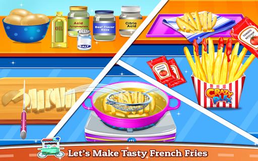 Street Food - Cooking Game 1.3.8 screenshots 3