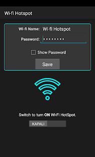 Wi-fi Hotspot - náhled
