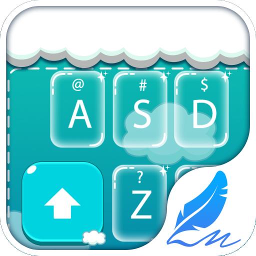 Cloud Bubble Hitap Keyboard 工具 App LOGO-APP試玩