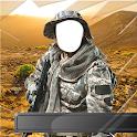 fotomontaggio militari icon