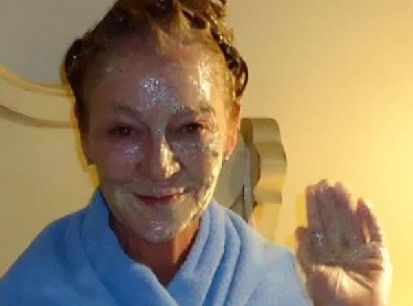 Firming Honey Face Mask