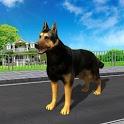 Runaway Street Dog Simulator 3D – Dog Life Game icon