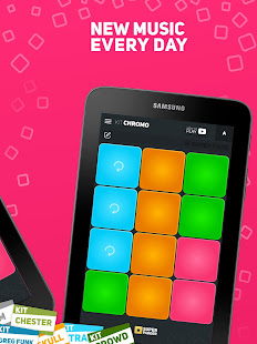 Game SUPER PADS - Become a DJ APK for Windows Phone
