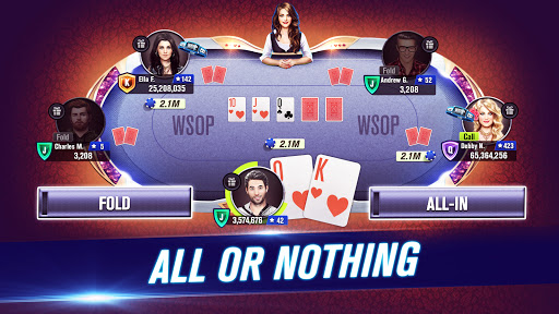 World Series of Poker – WSOP Free Texas Holdem screenshot 7