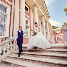 Wedding photographer Kirill Lapuzo (klapuzo). Photo of 18.08.2016