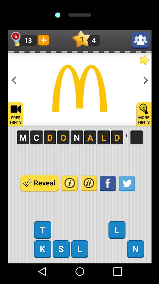 Logo Game: Guess Brand Quiz APK 4.5.9 screenshots 5