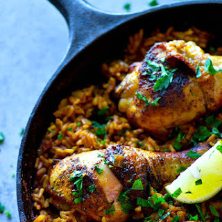 Spanish Chicken Legs Recipes.