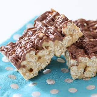 Emily's Cheerio Treat Bars.
