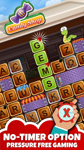 Word Wow Big City - Word game fun 1.8.79 screenshots 2
