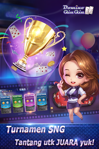 Domino QiuQiu 99(KiuKiu) Topfun 1.5.4 screenshots 15