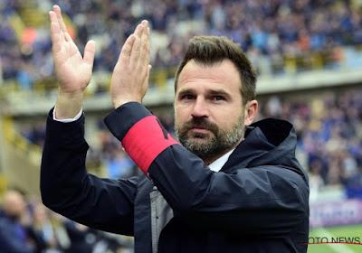 """Emotionele Leko neemt afscheid van Jan Breydel: """"Tot ziens"""" en """"Wordt een van mijn mooiste herinneringen als coach"""""""