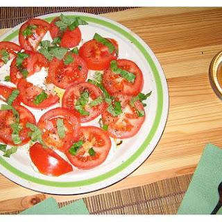 Spiced Mozzarella