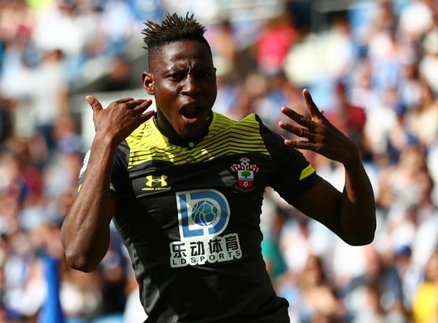 Moussa Djenepo (Southampton)cầu thủlập chiến tíchởNgoại hạng Anhở tuổi 21