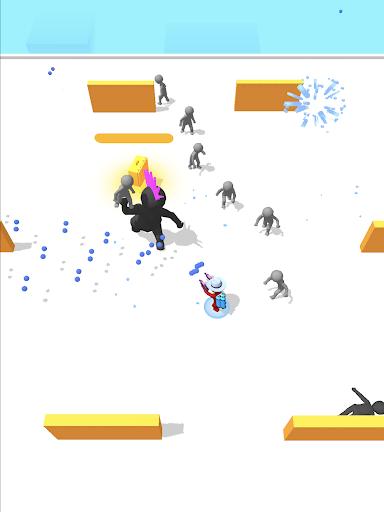 Paintman 3D - Color shooter 1.5 screenshots 9
