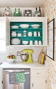 Malování Kuchyňské Linky - náhled