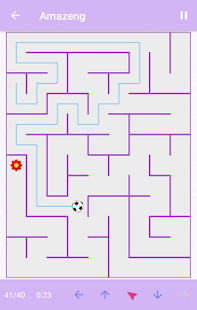 Amazeng: Amazing Mazes! for PC-Windows 7,8,10 and Mac apk screenshot 1