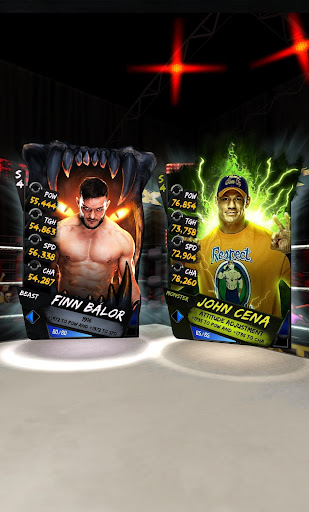 WWE SuperCard – Multiplayer Card Battle Game screenshot 7