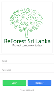 Reforest Sri Lanka- screenshot thumbnail