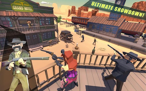 West Battle Royale Screenshot
