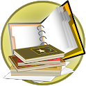 PDF and DJVU Reader icon