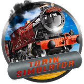 Express Train Driving 3D Real Simulation Fun Game