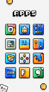 Squixel – Icon Pack v1.2 [Patched] 4